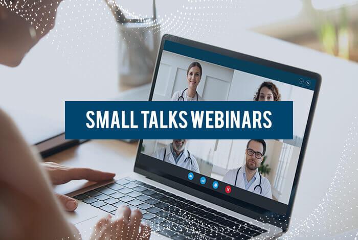 Small Talks Webinars