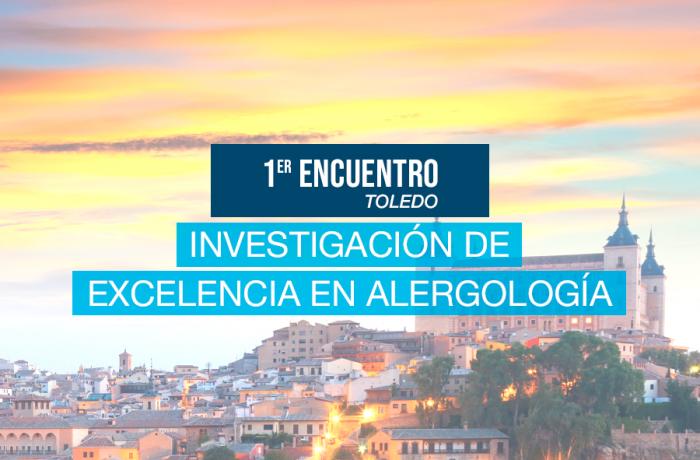 1er Encuentro para R3 y R4: Investigación de Excelencia en Alergología 2018