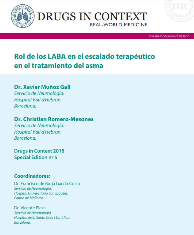 Drugs in context_Rol de LABA