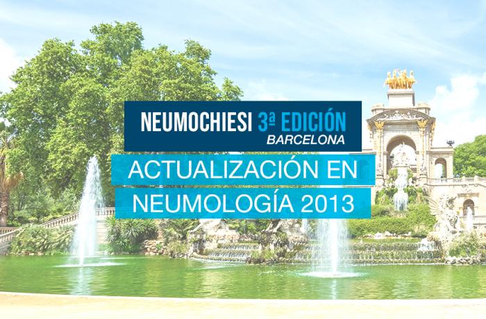 3ª Edición Neumochiesi: Actualización en Neumología