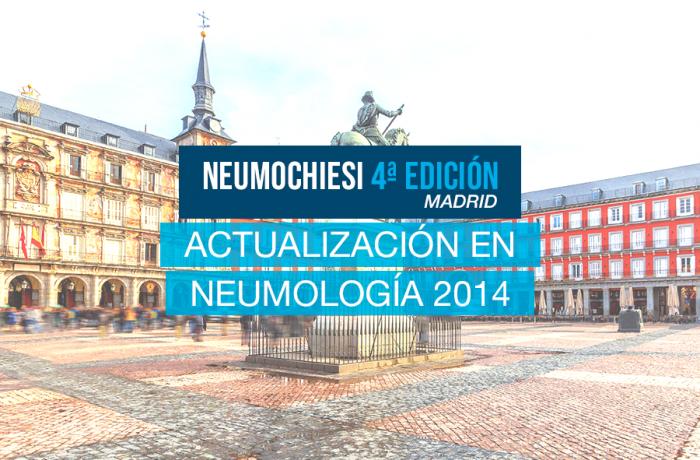 4ª Edición Neumochiesi: Actualización en Neumología