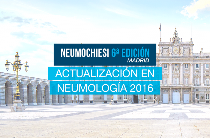6ª Edición Neumochiesi: Actualización en Neumología