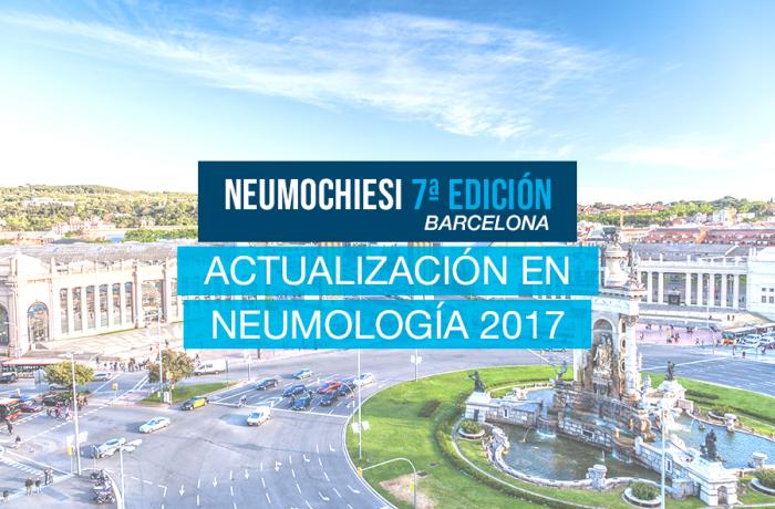 7ª Edición Neumochiesi: Actualización en Neumología