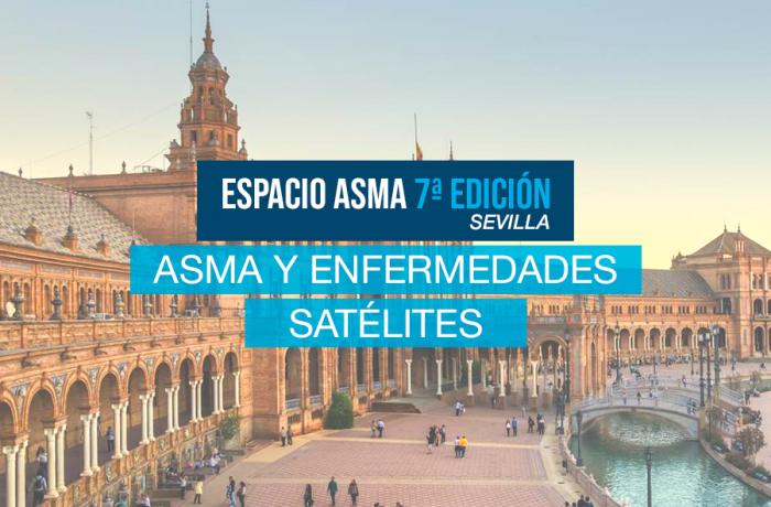 7ª Edición Espacio Asma: Asma y Enfermedades Satélites