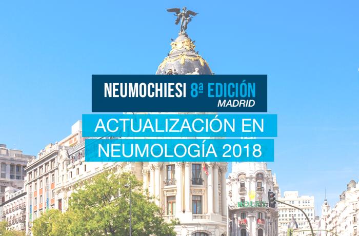 8ª Edición Neumochiesi: Actualización en Neumología