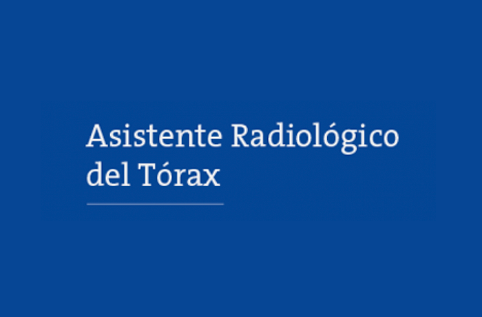Asistente Radiológico del Tórax