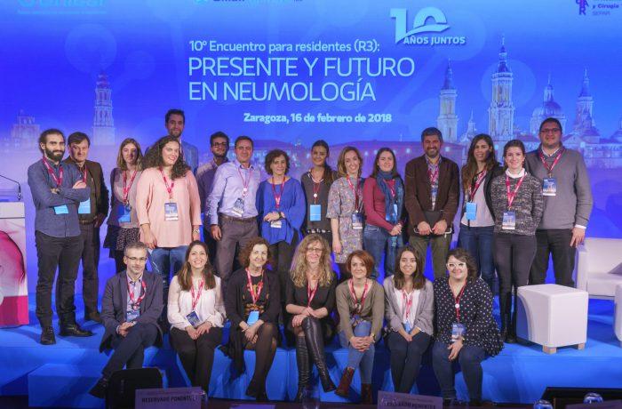 Chiesi España, diez años contribuyendo a la formación de los futuros neumólogos
