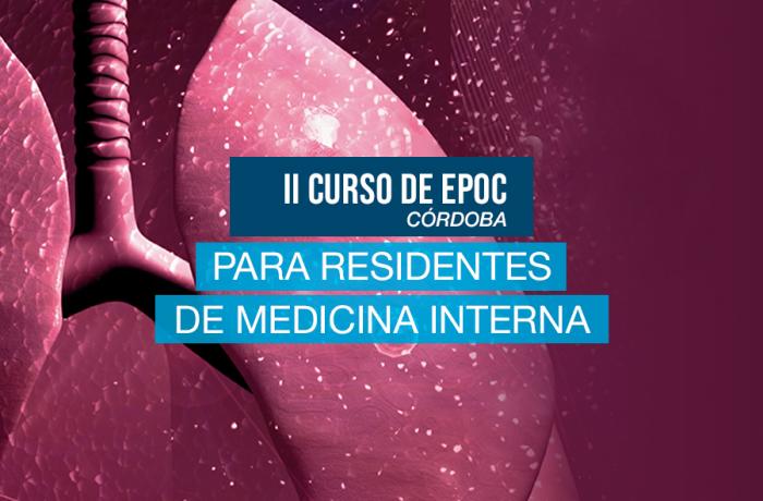 II Curso de EPOC para Residentes de Medicina Interna