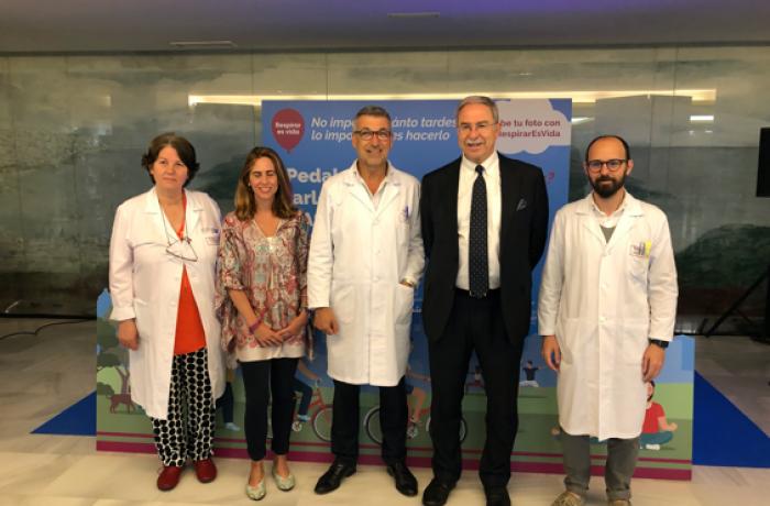 """Chiesi y la Fundación Lovexair animan a los gallegos con asma y EPOC a """"pedalear para darle la vuelta"""" a su salud respiratoria"""