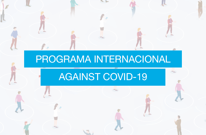 Programa Internacional «Against COVID-19»