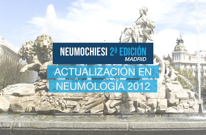 2ª Edición Neumochiesi: Actualización en Neumología