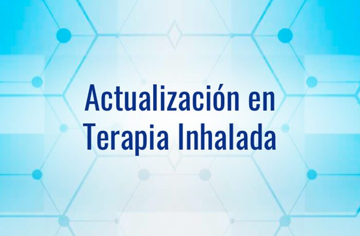 Actualización en Terapia Inhalada