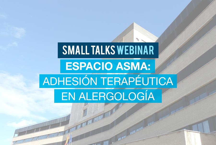 Espacio Asma: Adhesión terapéutica en Alergología
