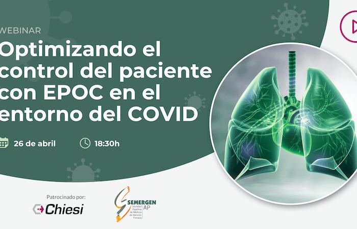 Optimizando el control del paciente con EPOC en el entorno COVID