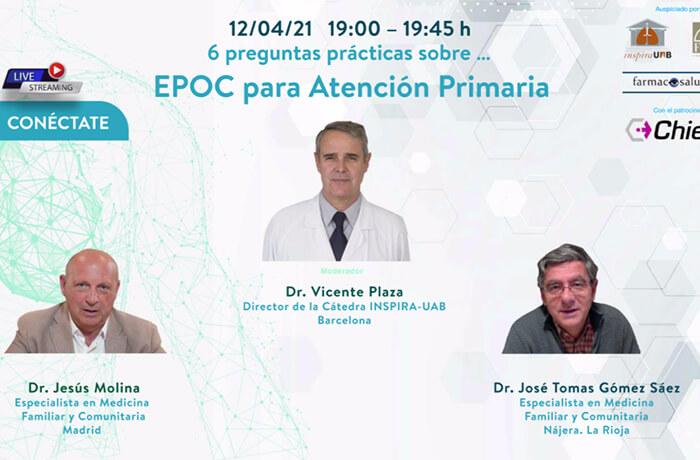 Las 6 preguntas prácticas sobre… EPOC para Atención Primaria