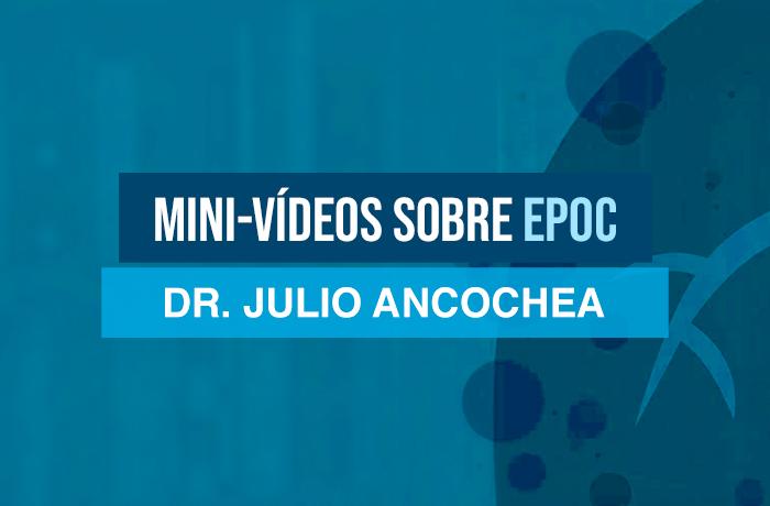 Mini-vídeos sobre EPOC – Dr. Julio Ancochea
